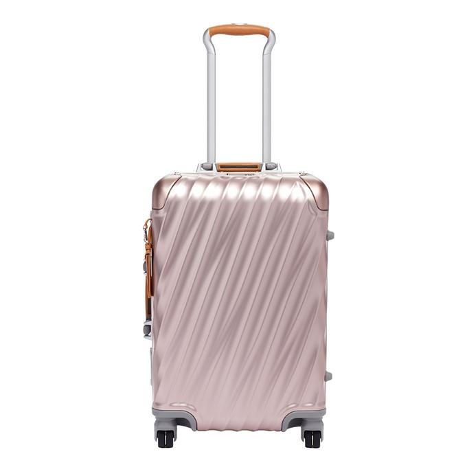 Tumi 19 Degree Aluminium International Carry-On blush