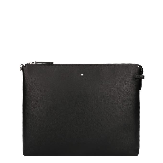 Montblanc Meisterstuck Soft Grain Clutch black