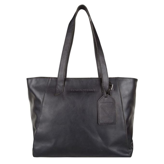Cowboysbag Slanted Jenner Bag black - 1