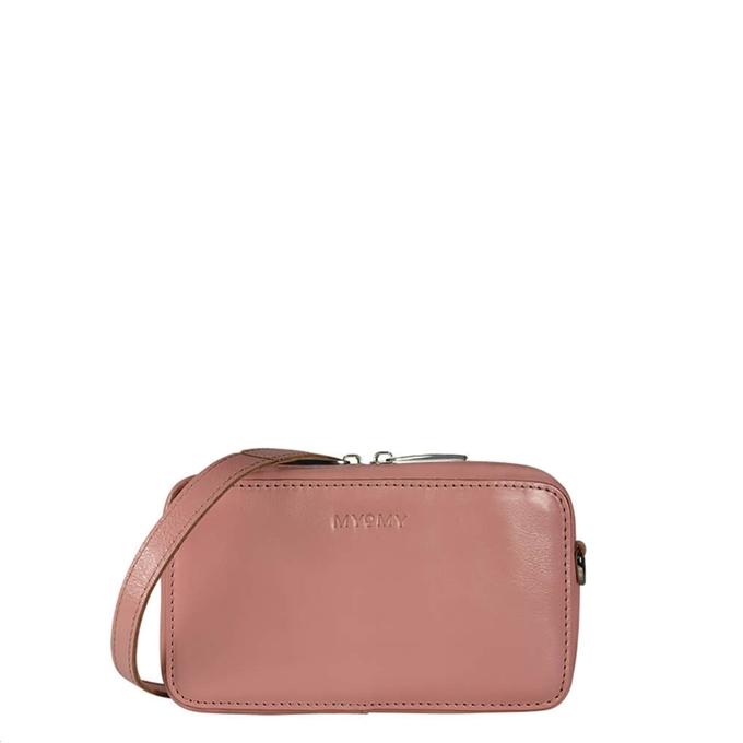 Myomy Boxy Bag Camera Bag hunter waxy pink