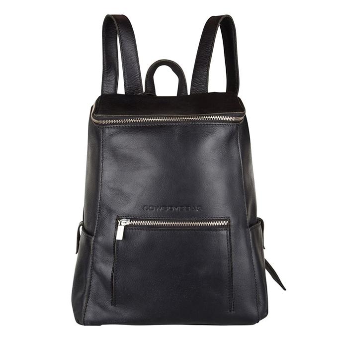 """Cowboysbag Slanted Delta Backpack 13"""" black"""