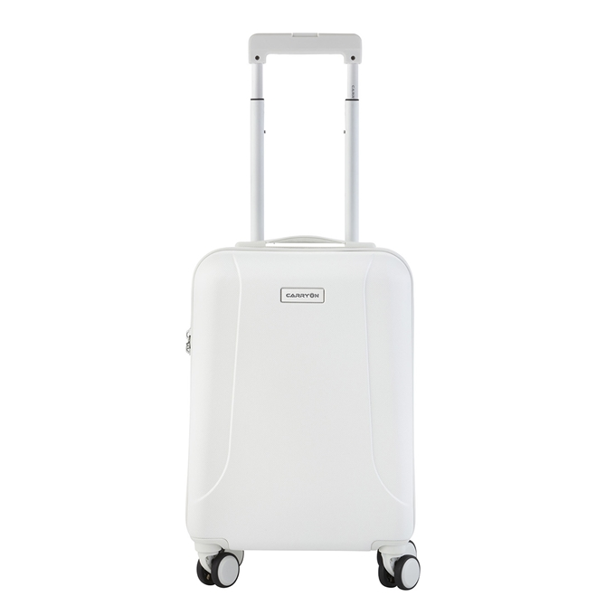 CarryOn Skyhopper 4 Wiel Trolley 55 white