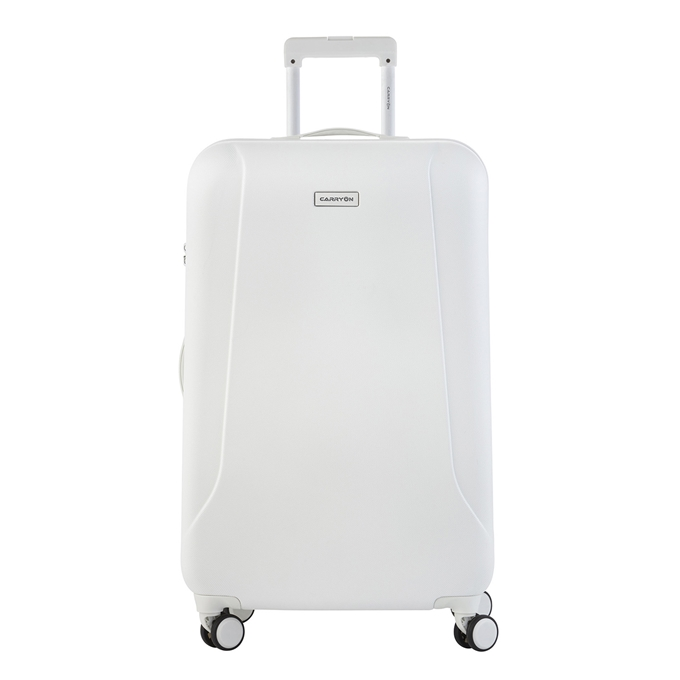 CarryOn Skyhopper 4 Wiel Trolley 78 white
