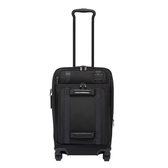 Tumi Merge International Front Lid 4 Wheeled Carry-On black