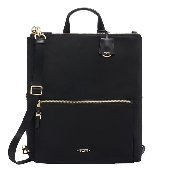 Tumi Voyageur Jane Convertible Backpack black