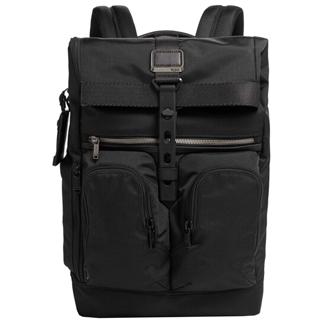 Tumi Alpha Bravo Lance Backpack black