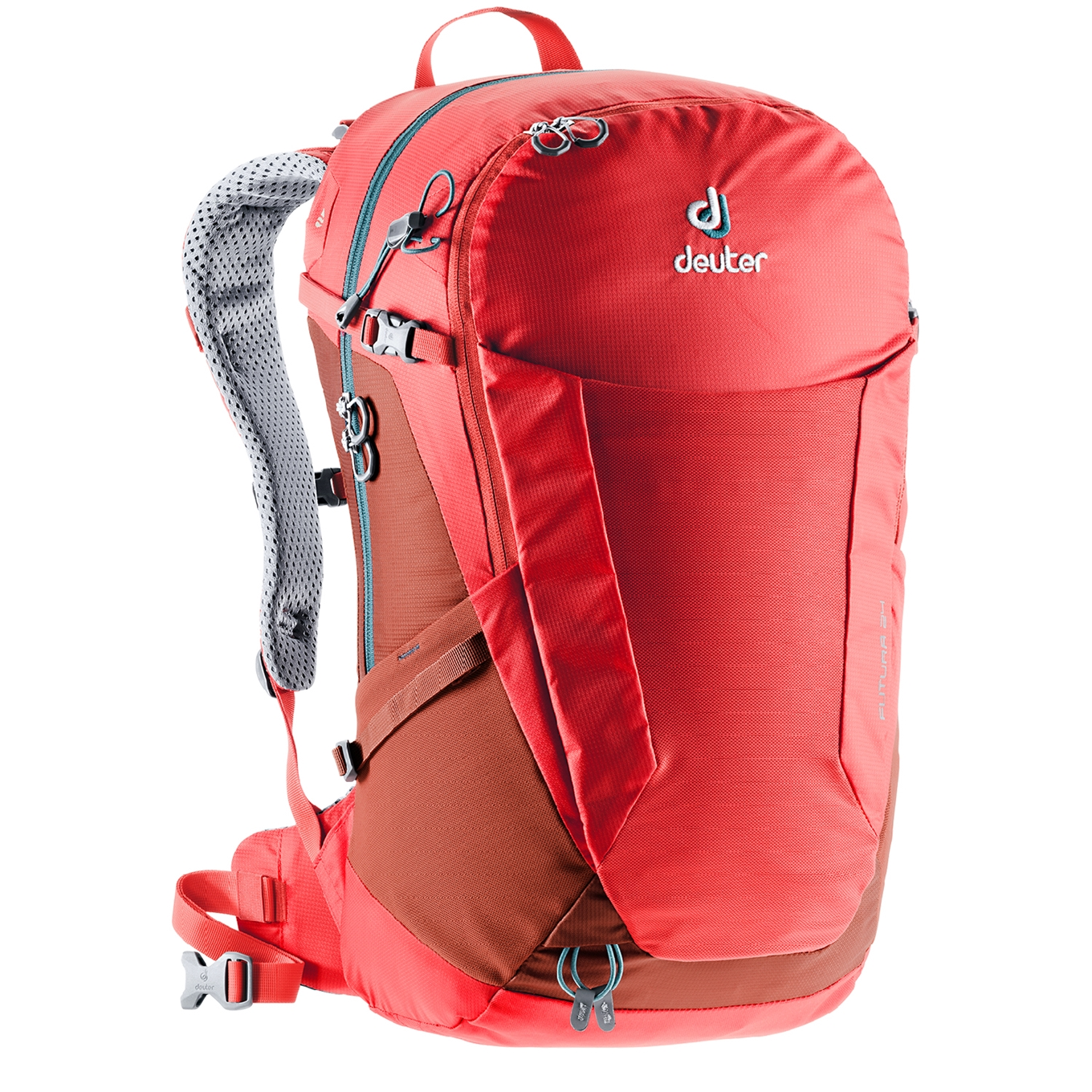 Deuter Futura 24 Backpack chili/lava backpack