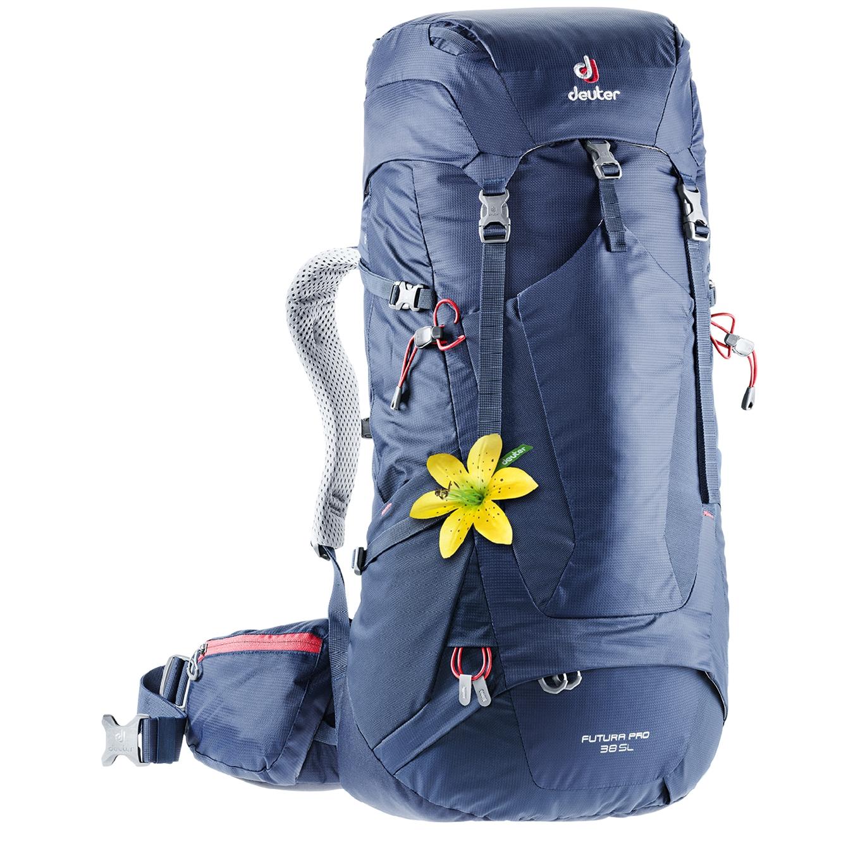 Deuter Futura Pro 38 SL Backpack navy backpack <br/></noscript><img class=