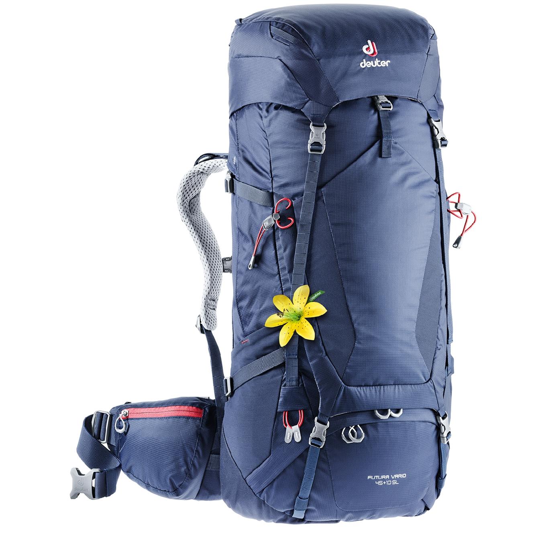Deuter Futura Vario 45+10 SL Backpack navy backpack <br/></noscript><img class=