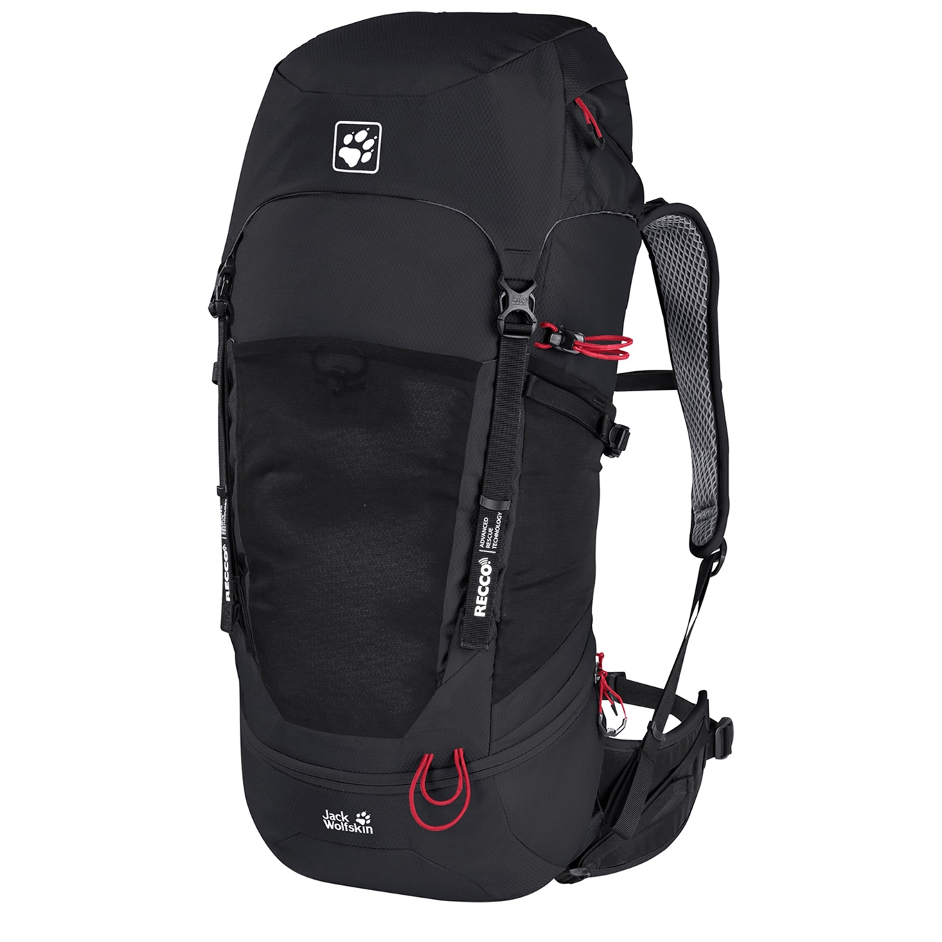 Jack Wolfskin Kalari Trail 36 black backpack
