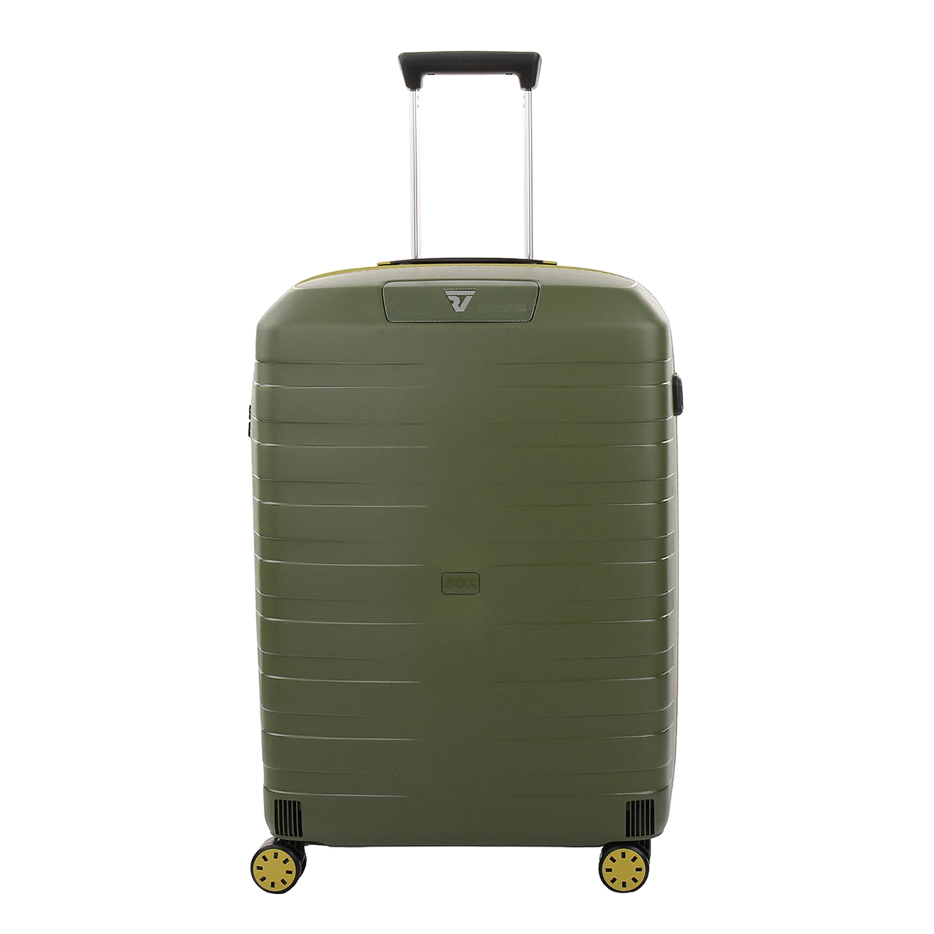 Roncato Box 2.0 Young Medium 4 Wiel Trolley 69 kiwi Harde Koffer <br/></noscript><img class=