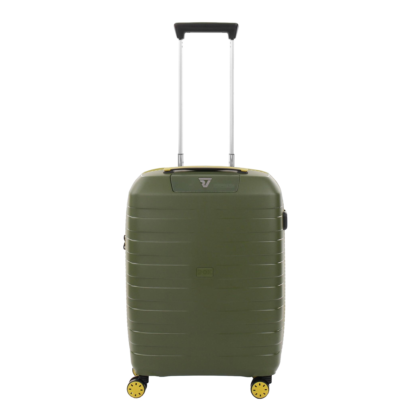 Roncato Box 2.0 Young 4 Wiel Cabin Trolley 55/20 kiwi Harde Koffer <br/></noscript><img class=