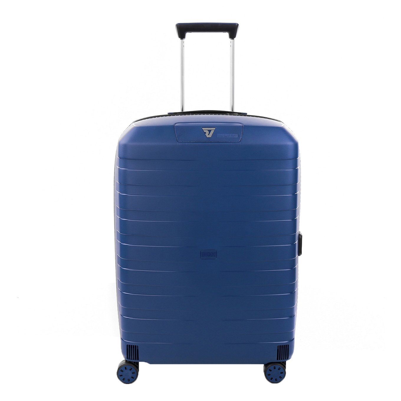 Roncato Box 4.0 Medium 4 Wiel Trolley 69 navy Harde Koffer <br/></noscript><img class=