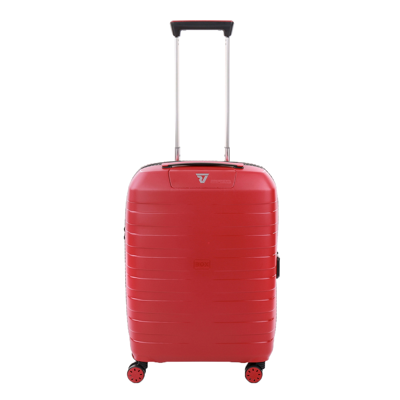 Roncato Box 4.0 4 Wiel Cabin Trolley 55/20-23 rosso Harde Koffer <br/></noscript><img class=