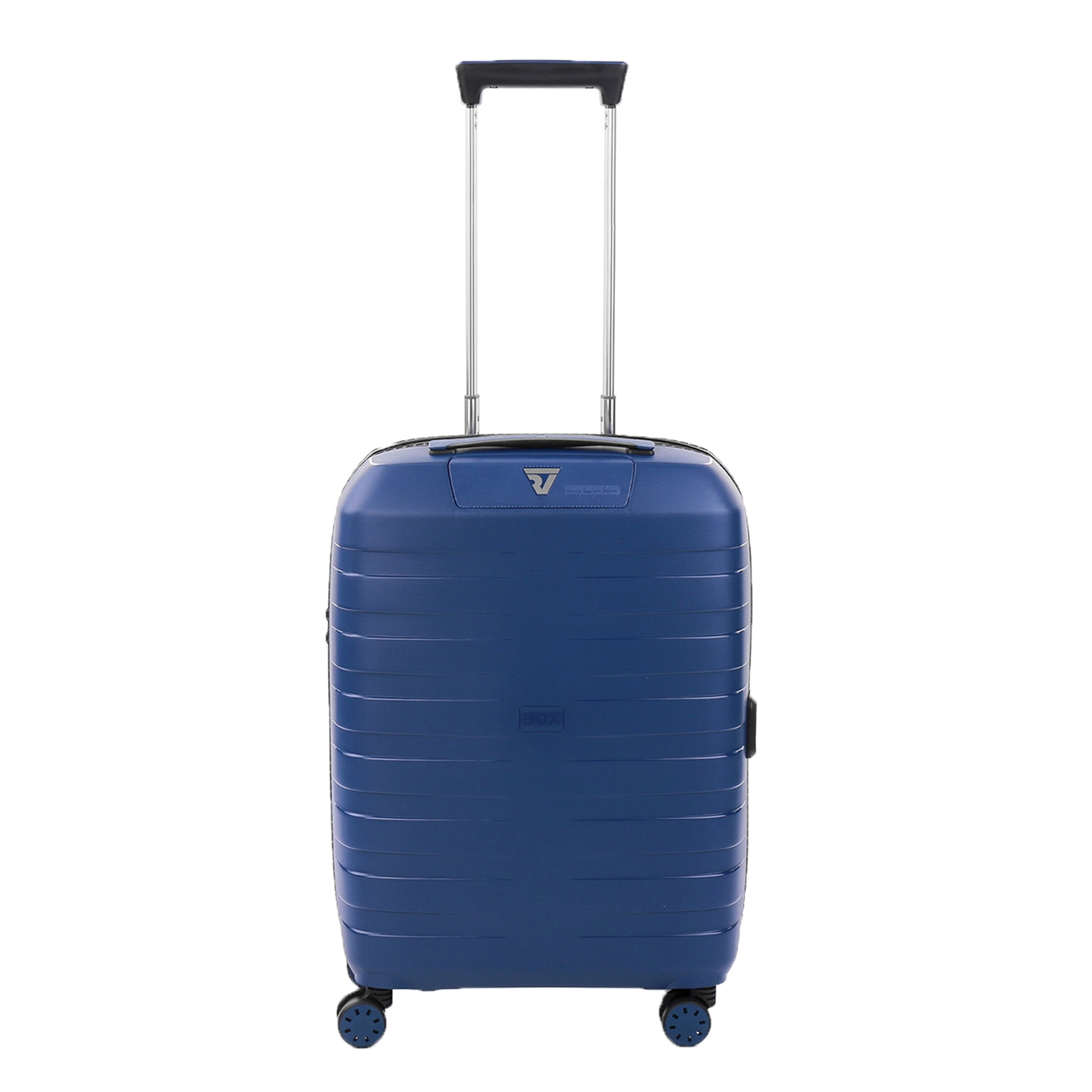 Roncato Box 4.0 4 Wiel Cabin Trolley 55/20-23 navy Harde Koffer <br/></noscript><img class=