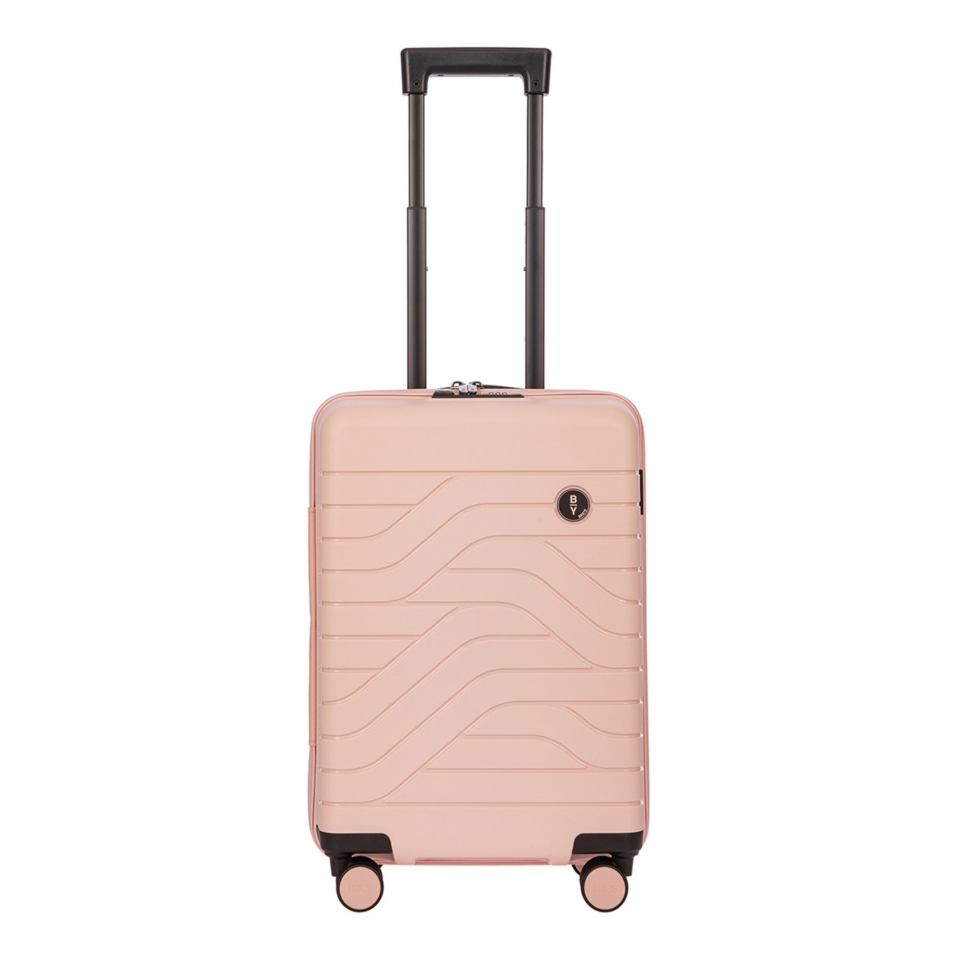 Bric&apos;s Ulisse Trolley 55 USB pearl pink Harde Koffer <br/></noscript><img class=