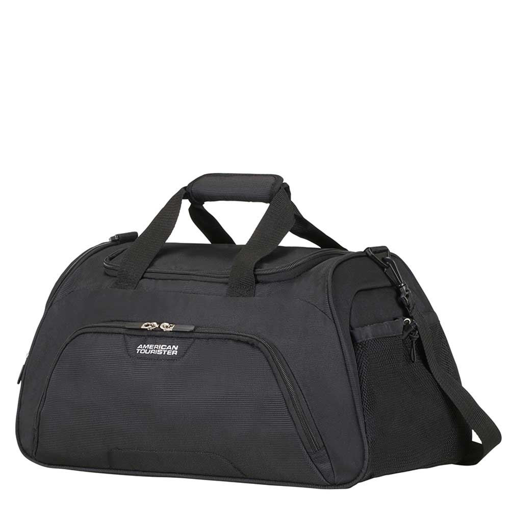 American Tourister Road Quest Sportsbag solid black Weekendtas <br/></noscript><img class=