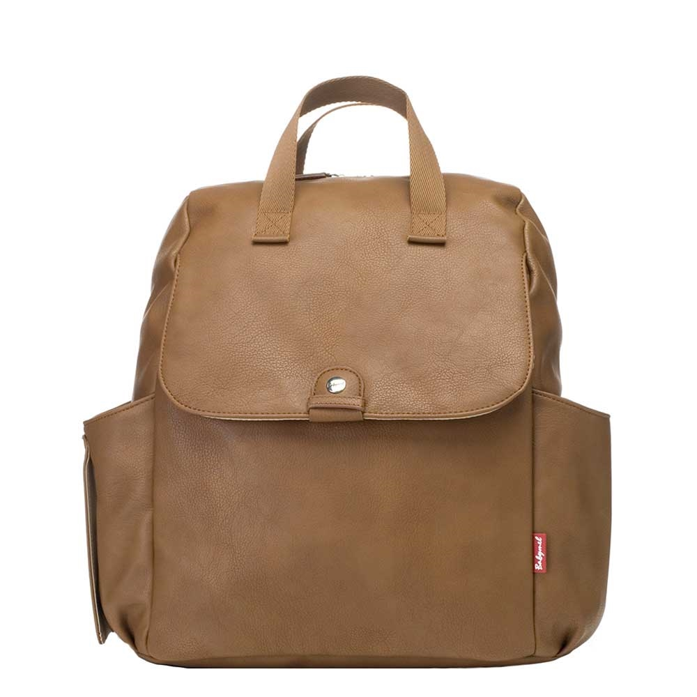 Babymel Robyn Convertible Backpack tan - 1