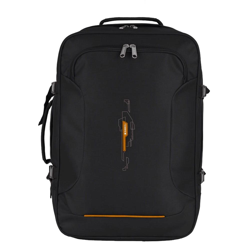 Gabol Week Cabin Backpack black Weekendtas <br/></noscript><img class=