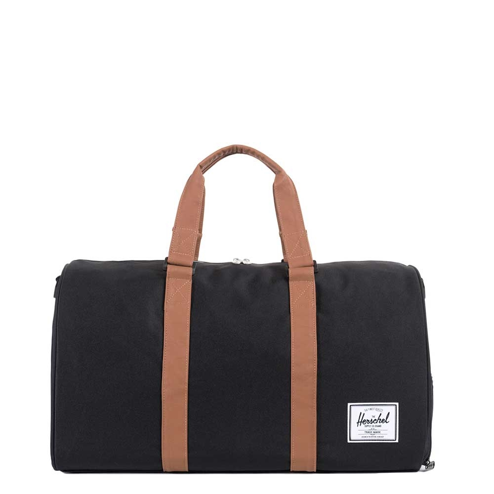 Herschel Novel Black-Tan