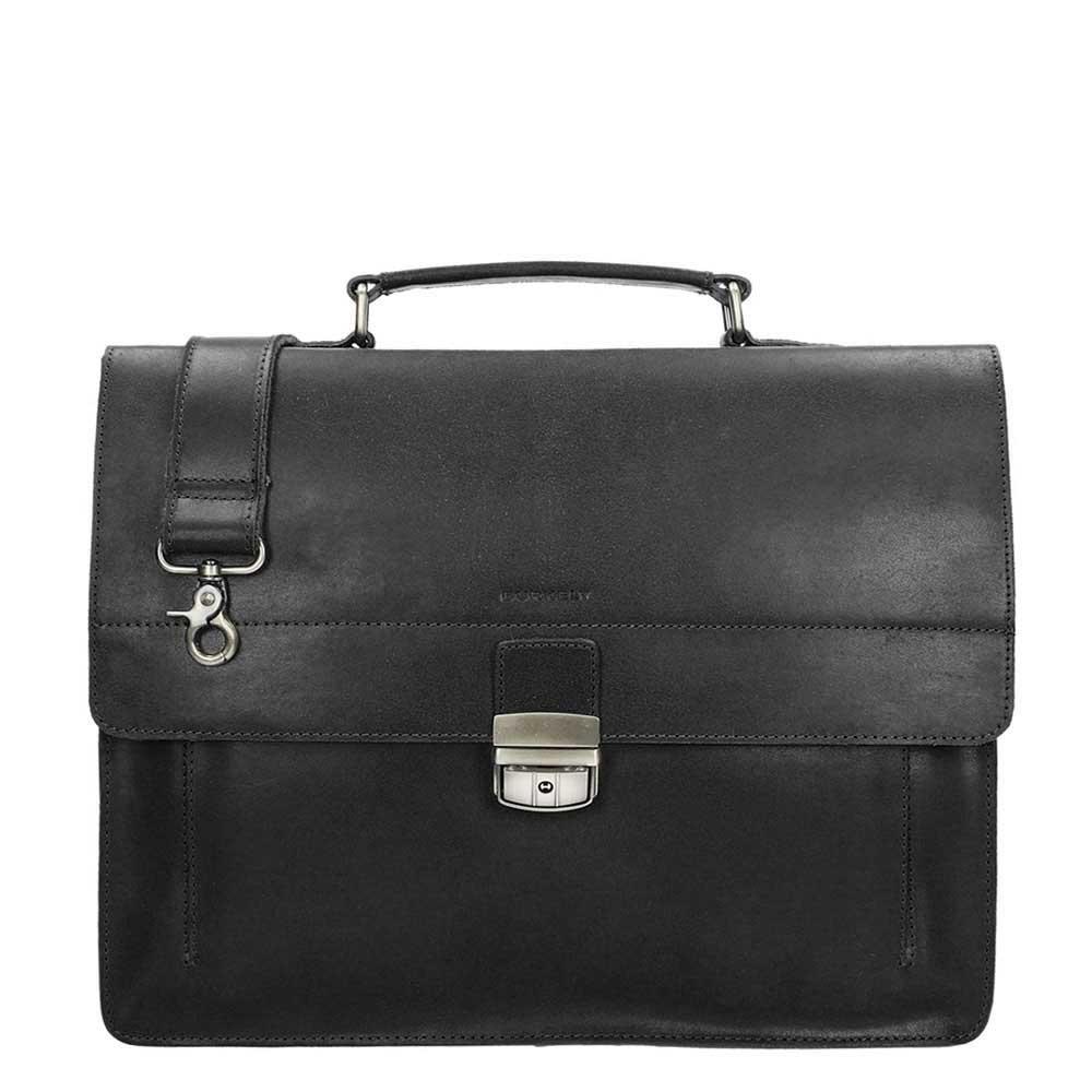 Burkely Vintage Aktetas 637822 Black