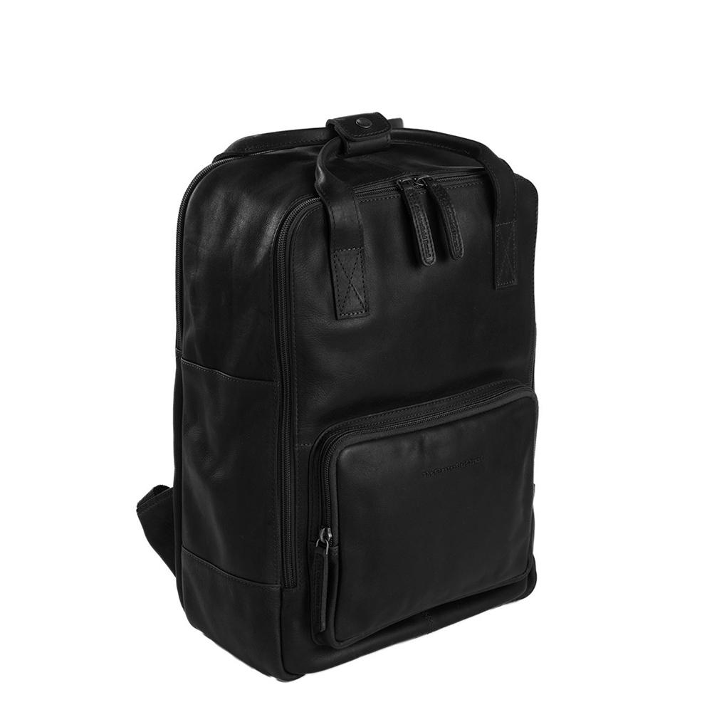 The Chesterfield Brand Belford Rugzak black backpack