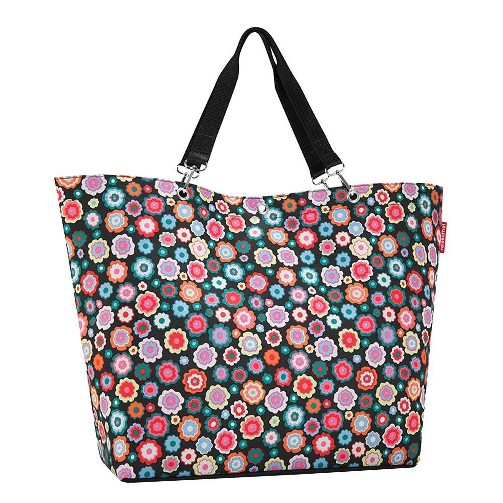 Reisenthel Shopper XL-Strandtas Happy Flowers