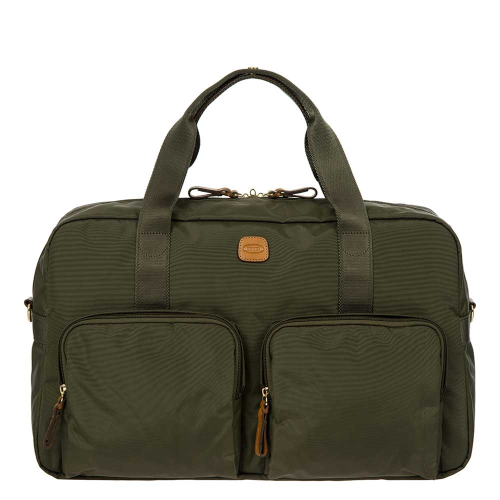 Bric&apos;s X-Travel Holdall olive Weekendtas <br/></noscript><img class=