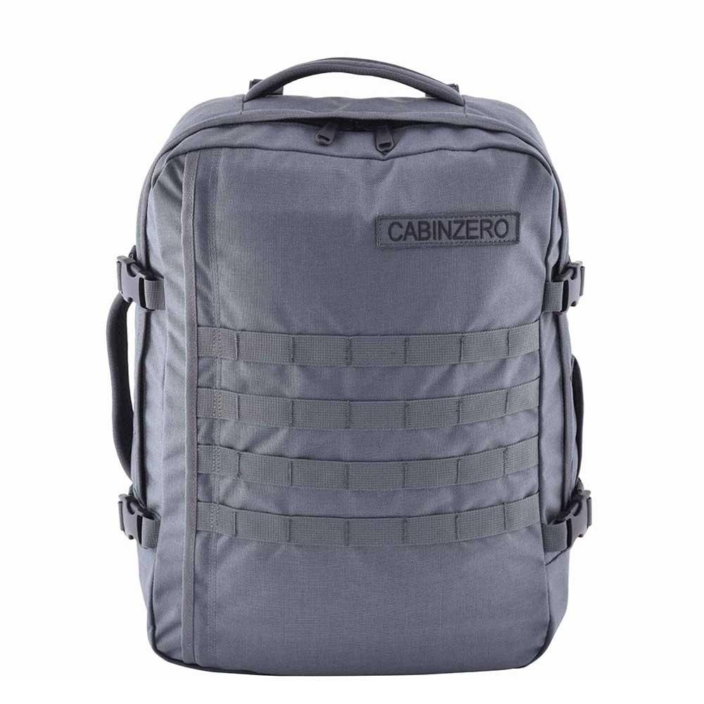 CabinZero Military 36L Lightweight Cabin Bag military grey Weekendtas <br/></noscript><img class=