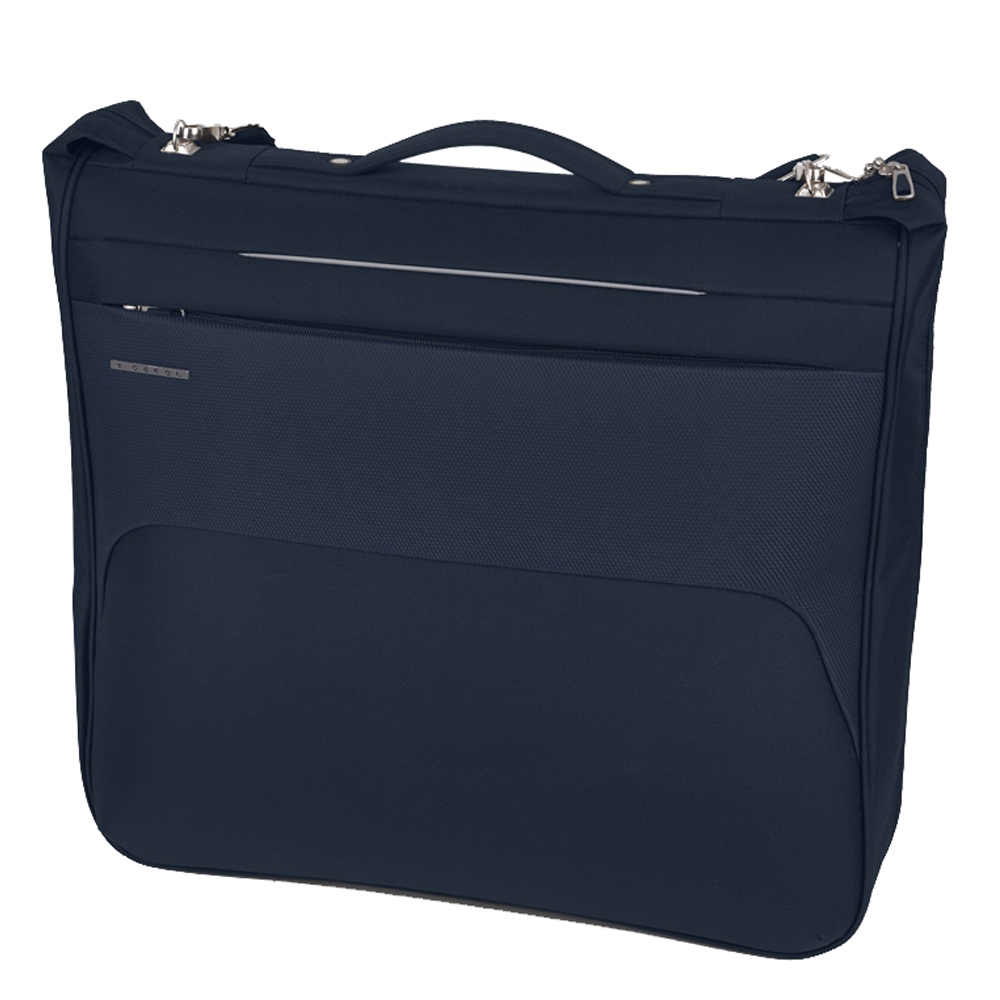 Gabol Zambia Garment Bag blue Kledinghoes