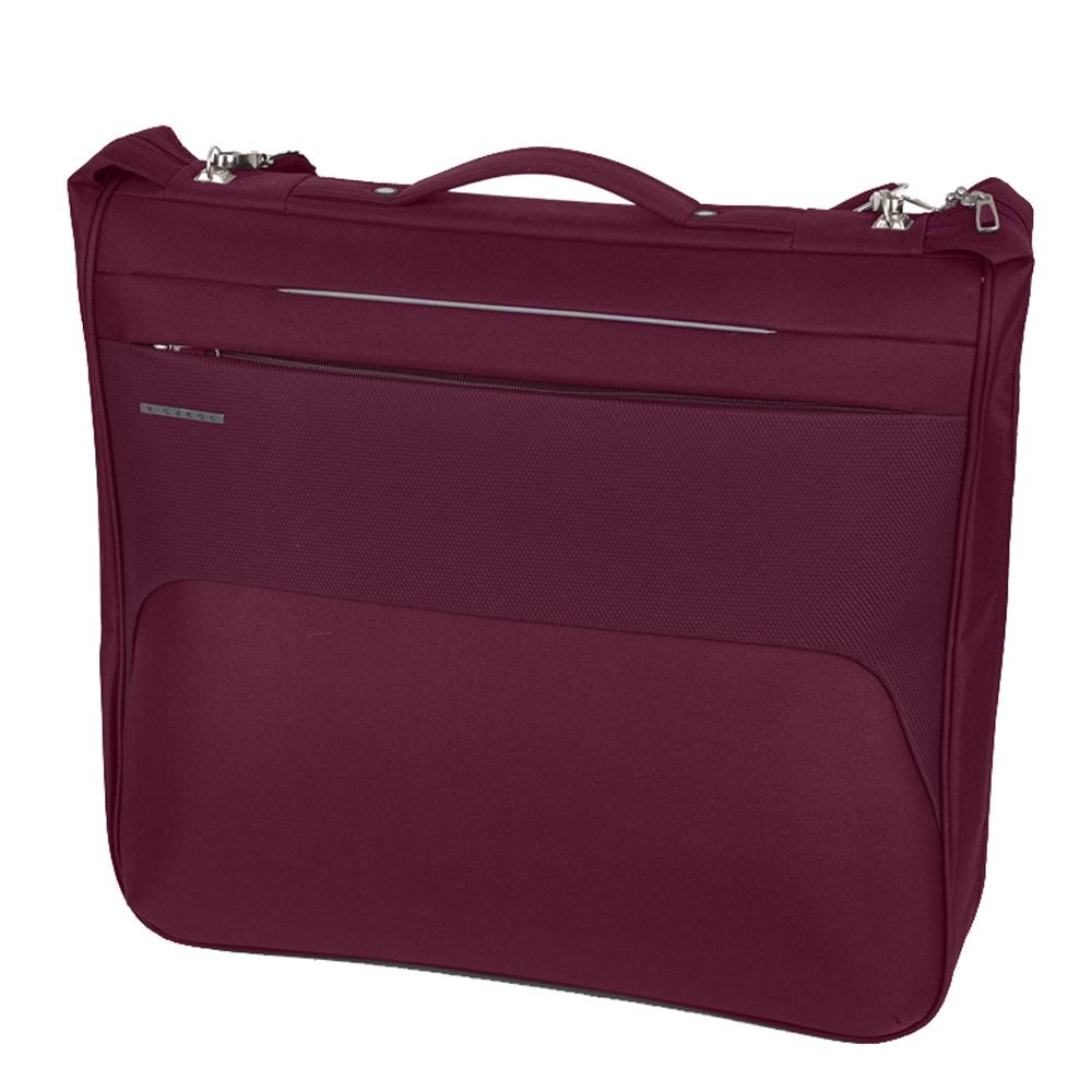 Gabol Zambia Garment Bag burgundy Kledinghoes
