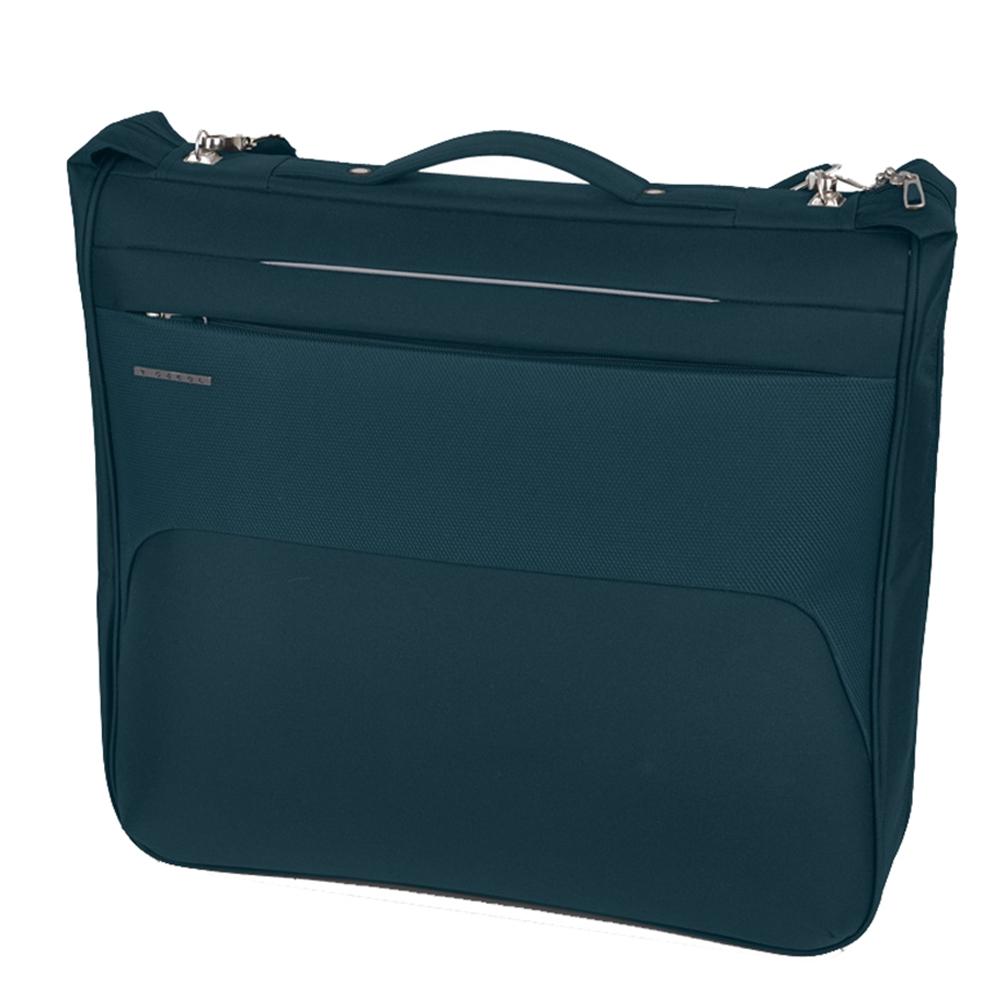 Gabol Zambia Garment Bag petroleum Kledinghoes