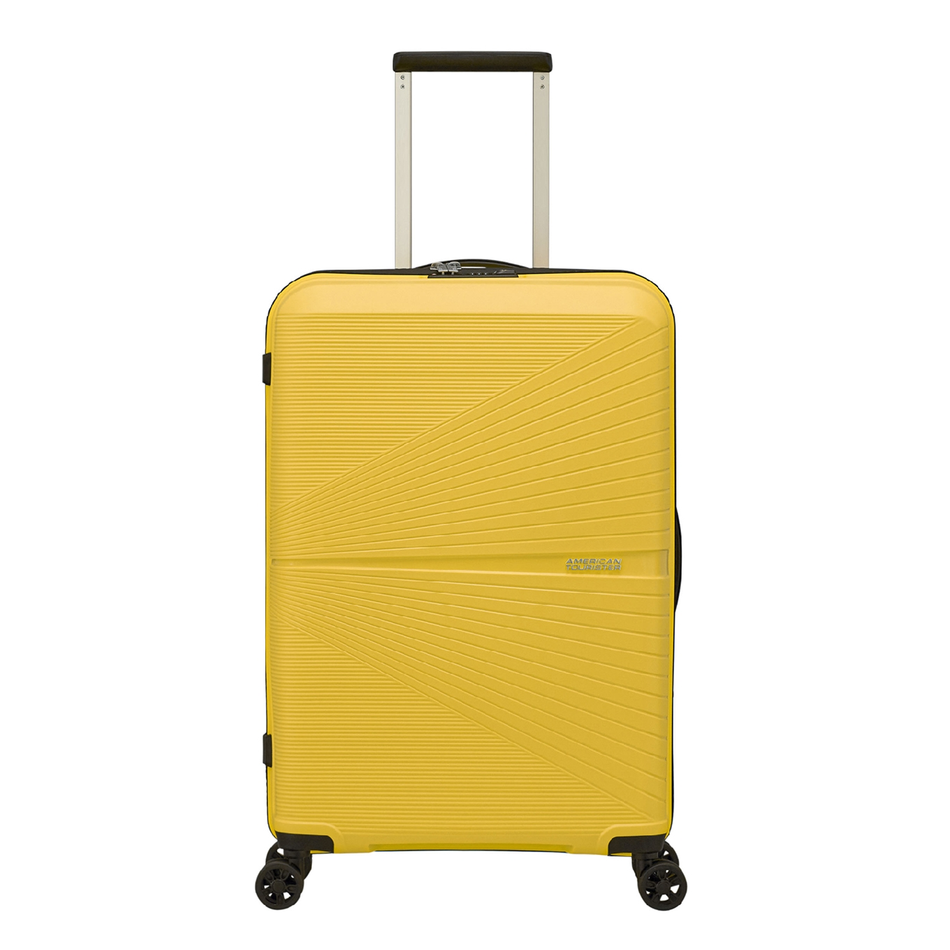 American Tourister Airconic Spinner 67 lemondrop Harde Koffer <br/></noscript><img class=