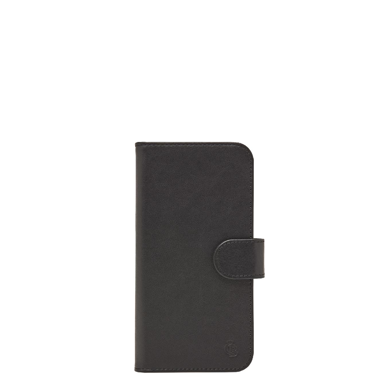 Castelijn & Beerens Nappa X RFID Wallet Case iPhone X + XS black Telefoonhoesje