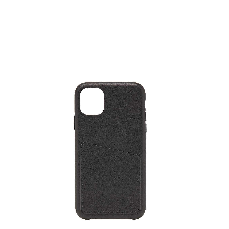 Castelijn & Beerens Nappa X Back Cover Wallet iPhone 11 black2 Telefoonhoesje