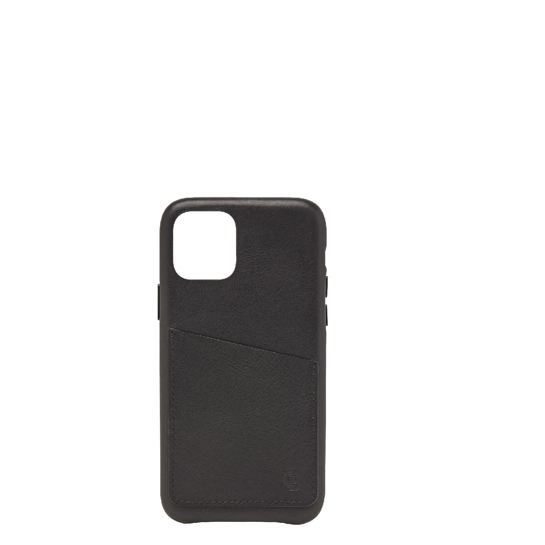 Castelijn & Beerens Nappa X Back Cover Wallet iPhone 11 Pro black Telefoonhoesje