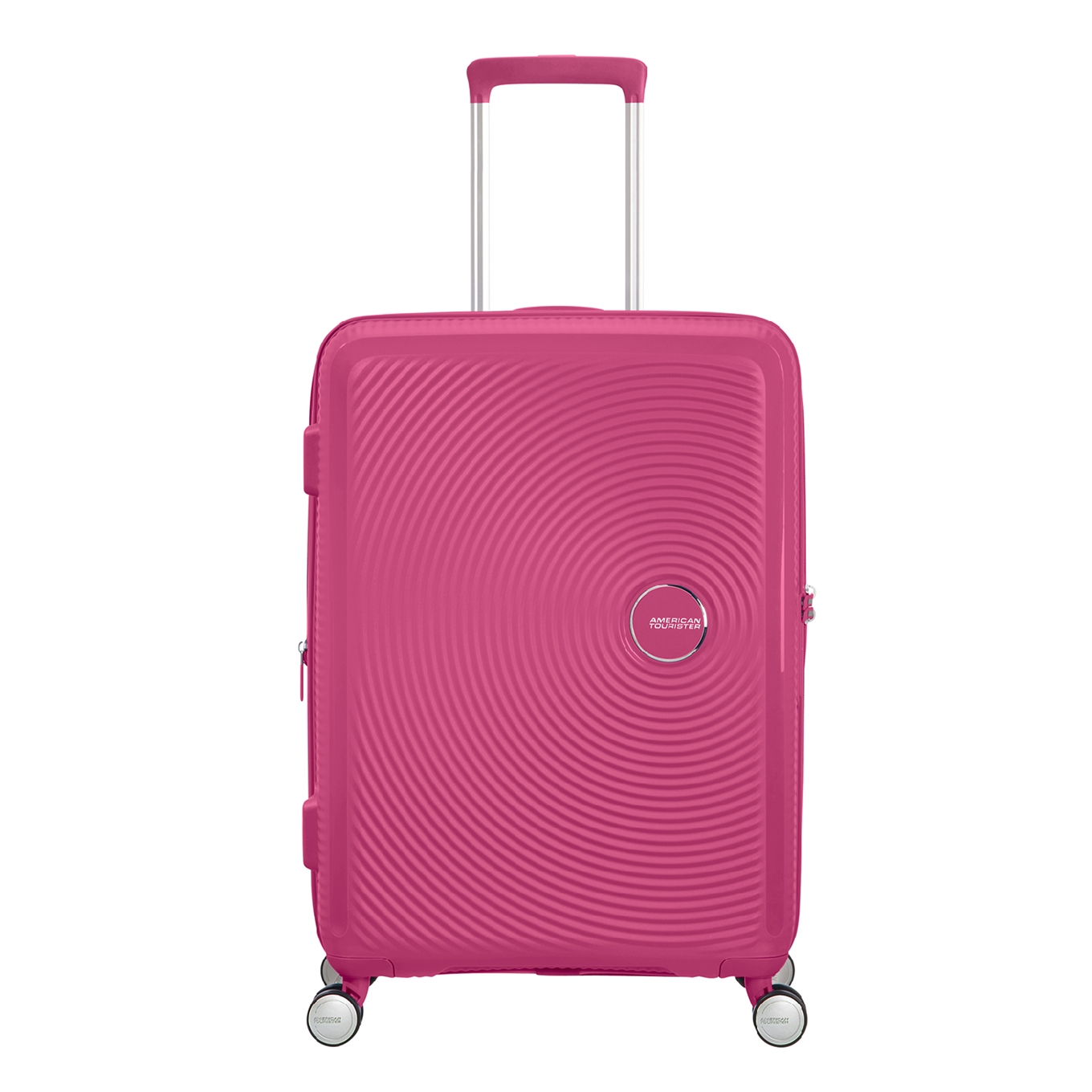 American Tourister Soundbox Spinner 67 Expandable magenta Harde Koffer <br/></noscript><img class=