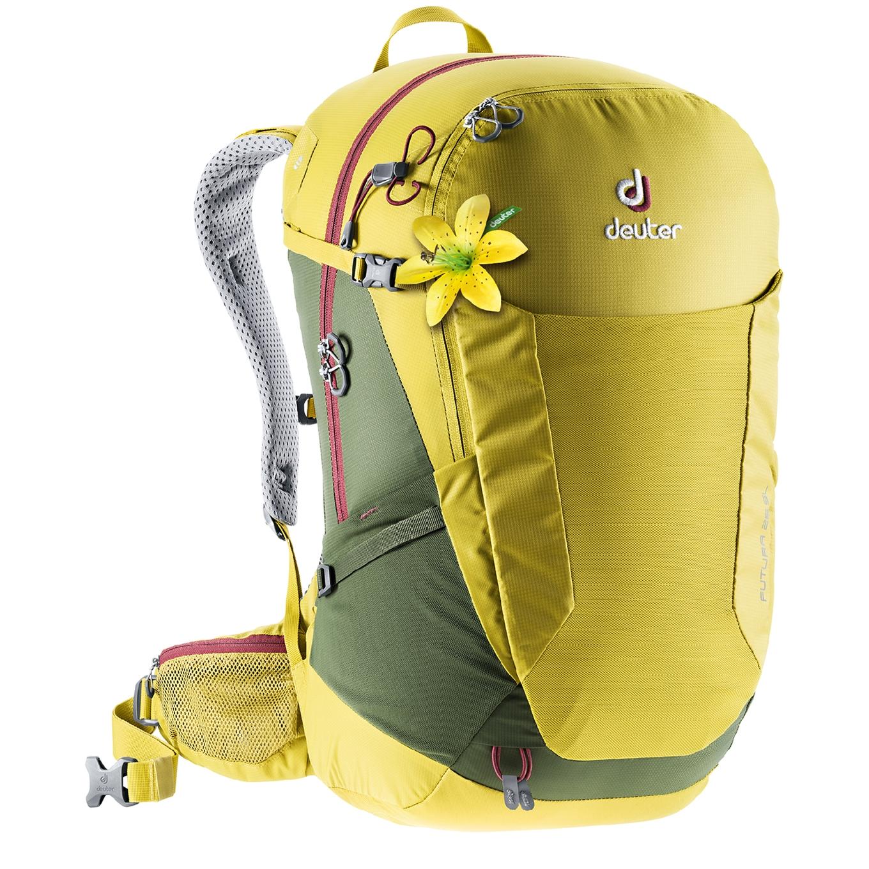 Deuter Futura 26 SL Backpack greencurry/khaki backpack