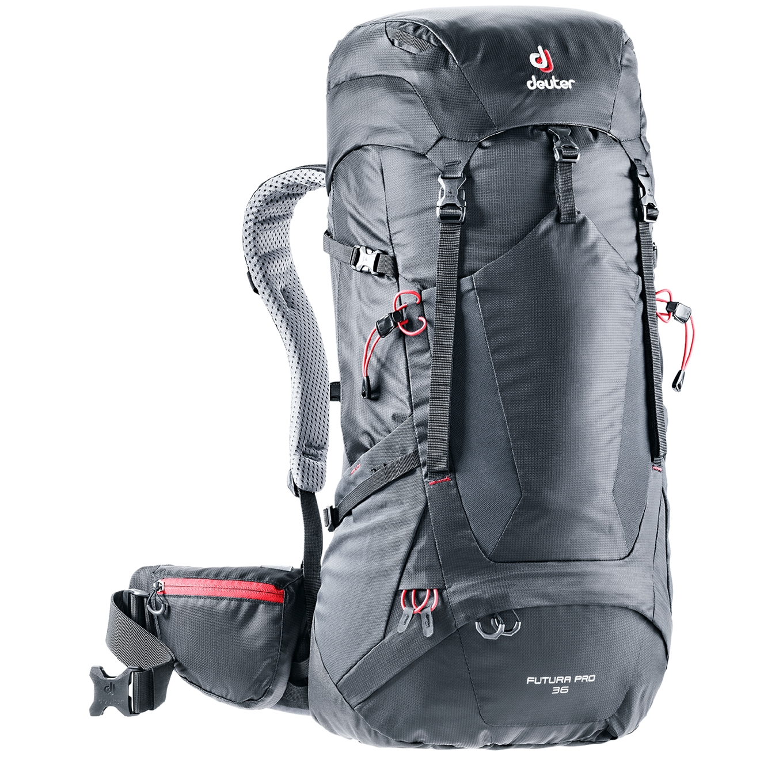 Deuter Futura Pro 36 Backpack black backpack <br/></noscript><img class=