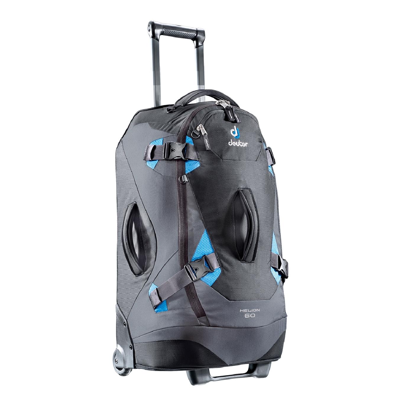 Deuter Helion 60 Travel Backpack black / ocean Reistas <br/></noscript><img class=