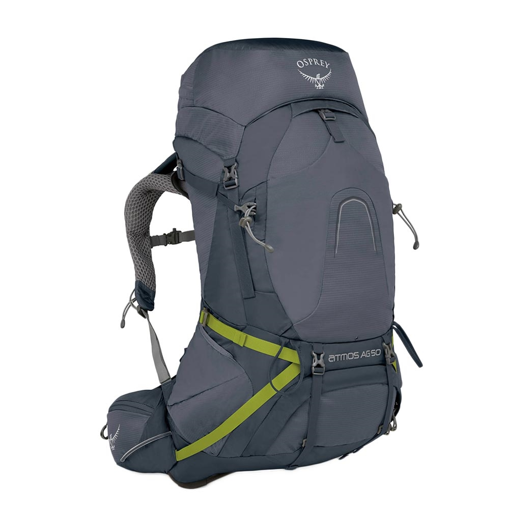 Osprey Atmos AG 50 Large Backpack abyss grey backpack