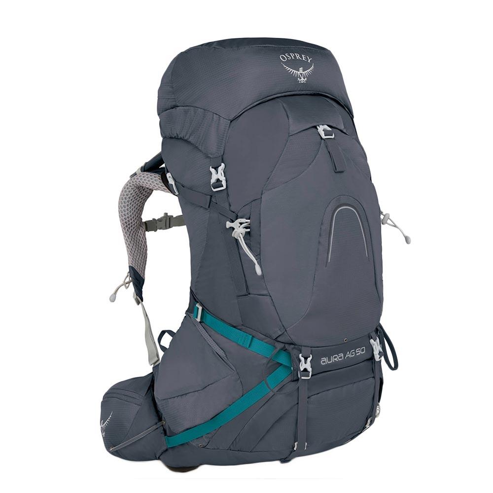 Osprey Aura AG 50 Small Backpack vestal grey backpack <br/></noscript><img class=