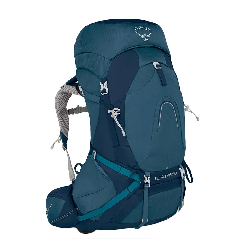Osprey Aura AG 50 Small Backpack challenger blue backpack