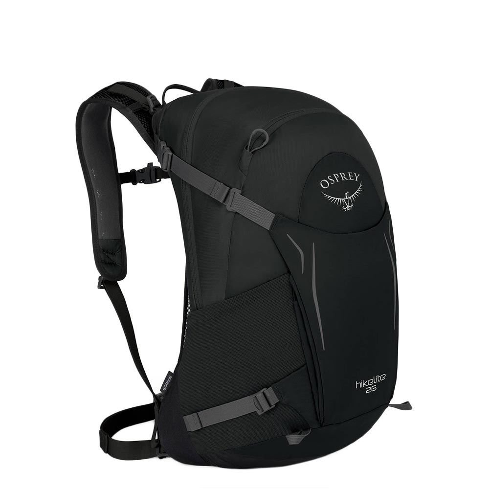 Osprey Hikelite 26 Small Backpack black backpack
