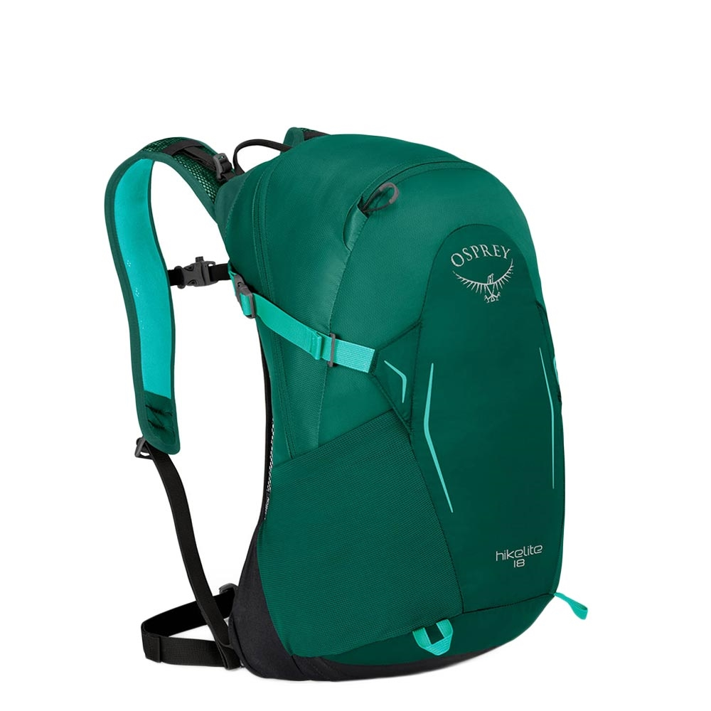 Osprey Hikelite 18 Backpack aloe green backpack