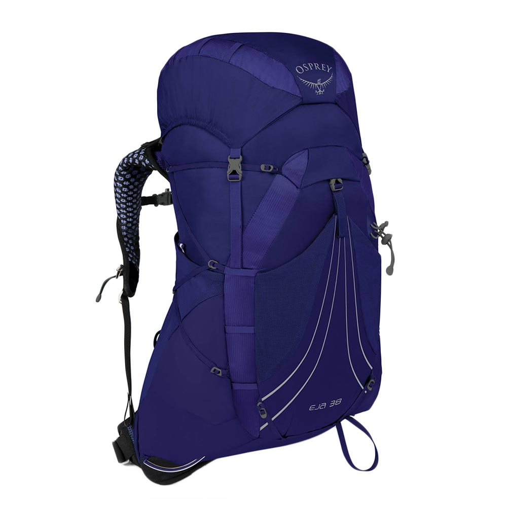 Osprey Eja 38 Small Backpack equinox blue backpack