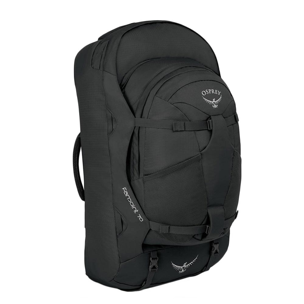 Osprey Farpoint 70 M/L Travel Backpack volcanic grey backpack <br/></noscript><img class=