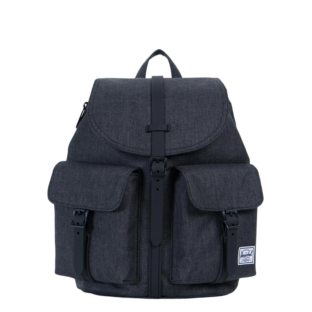 Herschel Supply Co. Dawson Rugzak XS black crosshatch - 1