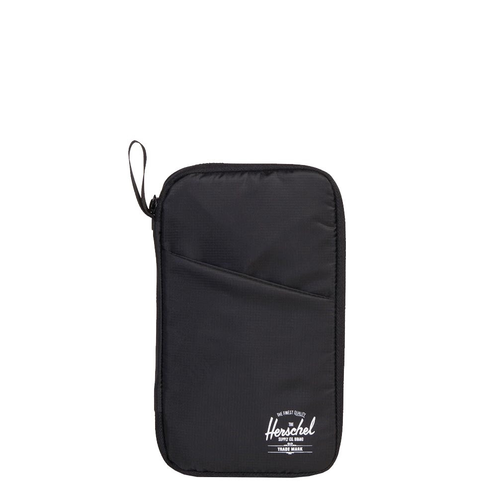 Herschel Travel Accessoires Travel Wallet Black