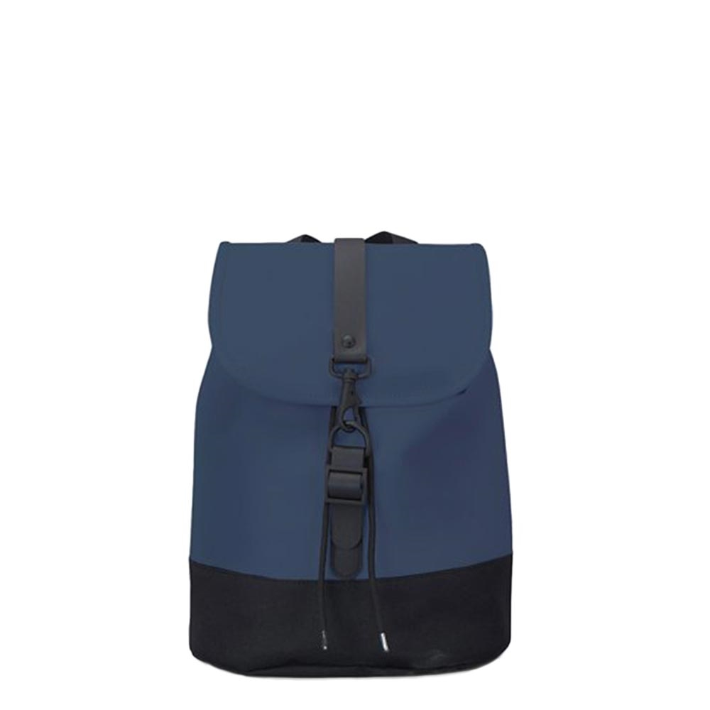 Rains Original Drawstring Backpack blue Rugzak